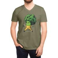 Brocco Lee - vneck - small view