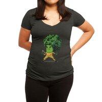 Brocco Lee - womens-deep-v-neck - small view