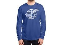Peace in the World - mens-long-sleeve-tee - small view