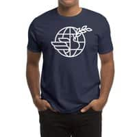 Peace in the World - mens-regular-tee - small view