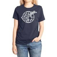 Peace in the World - womens-extra-soft-tee - small view