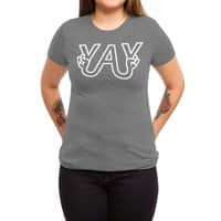 YAY - womens-triblend-tee - small view