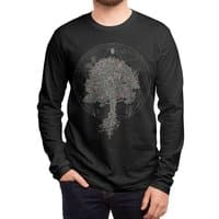 The Tree of Knowledge - mens-long-sleeve-tee - small view