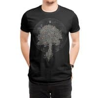 The Tree of Knowledge - mens-regular-tee - small view