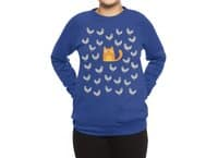 Cat Among The Pigeons - crew-sweatshirt - small view