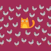 Cat Among The Pigeons - small view