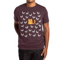 Cat Among The Pigeons - mens-extra-soft-tee - small view