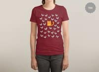 Cat Among The Pigeons - shirt - small view