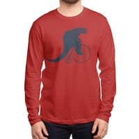 Big ride - mens-long-sleeve-tee - small view