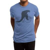 Big ride - mens-triblend-tee - small view