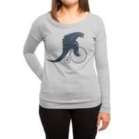 Big ride - womens-long-sleeve-terry-scoop - small view