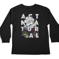 Act Natural - longsleeve - small view