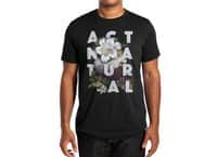 Act Natural - mens-extra-soft-tee - small view