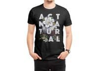 Act Natural - mens-triblend-tee - small view