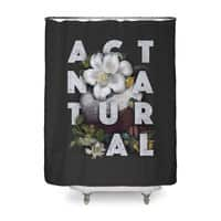 Act Natural - shower-curtain - small view