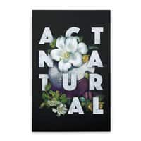 Act Natural - vertical-stretched-canvas - small view