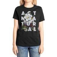 Act Natural - womens-extra-soft-tee - small view