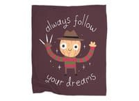 Always Follow Your Dreams - blanket - small view