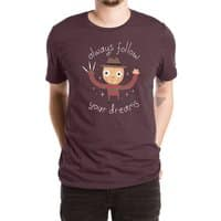 Always Follow Your Dreams - mens-extra-soft-tee - small view