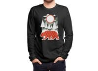 WILD SHAPES - mens-long-sleeve-tee - small view