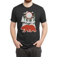 WILD SHAPES - mens-triblend-tee - small view
