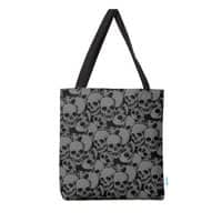 A Lot of Skulls - tote-bag - small view