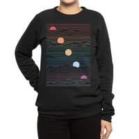 Many Lands Under One Sun - crew-sweatshirt - small view