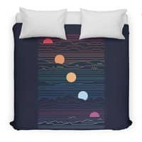 Many Lands Under One Sun - duvet-cover - small view