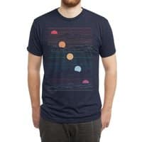 Many Lands Under One Sun - mens-triblend-tee - small view