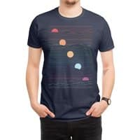Many Lands Under One Sun - mens-regular-tee - small view