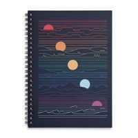 Many Lands Under One Sun - spiral-notebook - small view