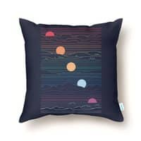Many Lands Under One Sun - throw-pillow - small view