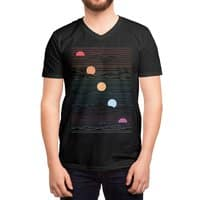 Many Lands Under One Sun - vneck - small view