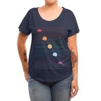 Many Lands Under One Sun - womens-dolman - small view