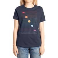 Many Lands Under One Sun - womens-extra-soft-tee - small view