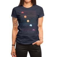 Many Lands Under One Sun - womens-regular-tee - small view