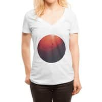 Astral Projection - womens-deep-v-neck - small view