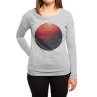 Astral Projection - womens-long-sleeve-terry-scoop - small view