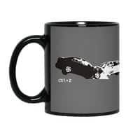 Ctrl + Z - black-mug - small view