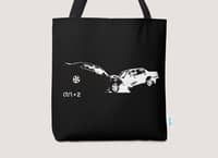 Ctrl + Z - tote-bag - small view