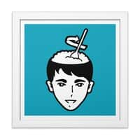 Stir It Up - white-square-framed-print - small view