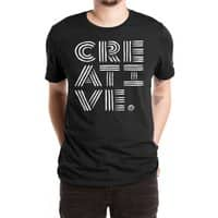 Creative. - mens-extra-soft-tee - small view