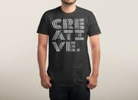 Creative. - mens-triblend-tee - small view