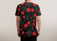 Dark Roses - mens-sublimated-tee - small view