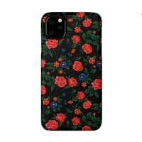 Dark Roses - perfect-fit-phone-case - small view