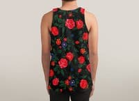 Dark Roses - sublimated-tank - small view