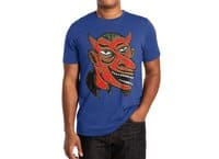 Devil Head - mens-extra-soft-tee - small view