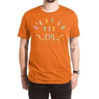 C'est La Vie - mens-extra-soft-tee - small view