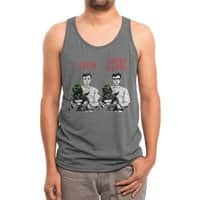 Suddenly See More - mens-triblend-tank - small view