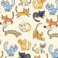 Cats Cats Cats - small view
